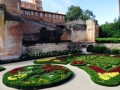 Abundant, colourful gardens of Albi